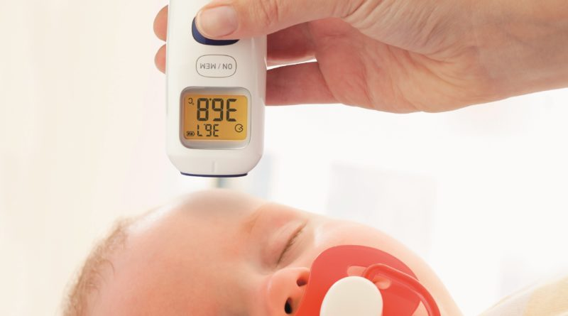 Инфракрасный бесконтактный термометр. Что это?
